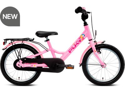 """Puky Youke - Børnecykel 16"""" - Rosé - Alu"""