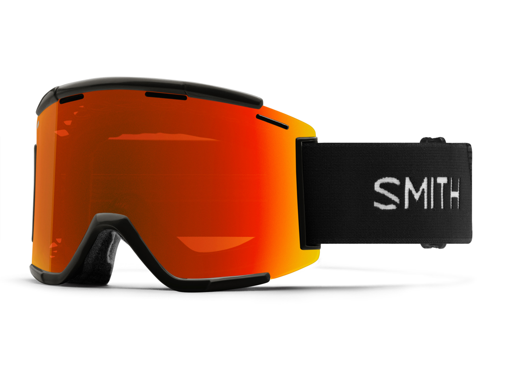 Image of   Smith Goggles Squad MTB XL - Rød/Sort