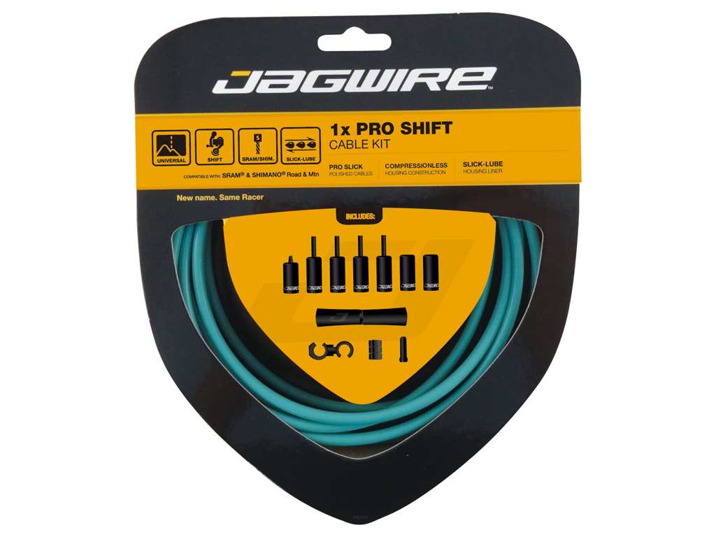 Image of   Jagwire - Pro Shift - 1x Gearkabel sæt - Road/MTB - Bianchi