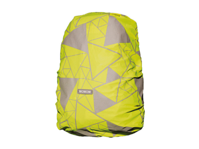 WOWOW Urban Street Bag Cover - Reflekterende overtræk til rygsæk op til 35 liter