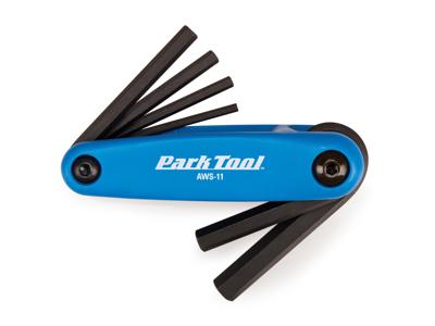 Park Tool AWS-11 - Unbrakosæt  med 3 - 10 mm hoved
