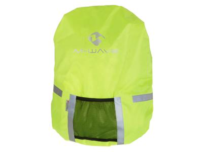 M-Wave Maastricht Protect - Regncover til rygsæk/tasker/kurve - Neongul - Str. One Size