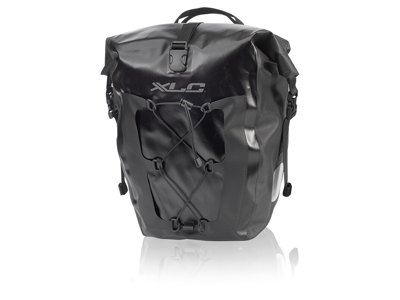 XLC - Carrier - taske til bagagebærer - 20 Liter