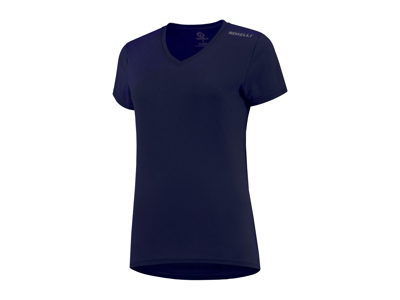 Rogelli Promo - Sports t-shirt - Dame - Navy