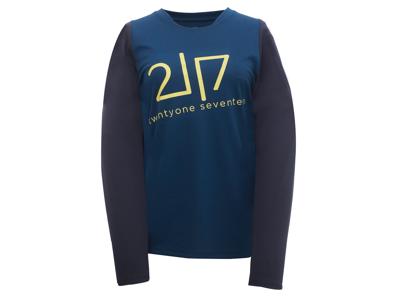 2117 OF SWEDEN Fallen - Loosefit cykeltröja L / Æ - Women - Blue