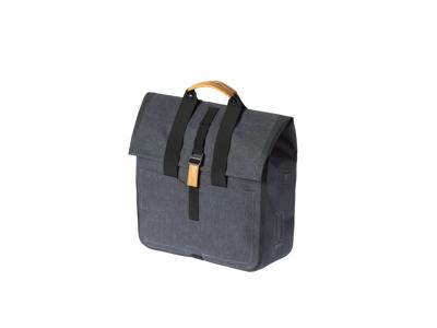 Basil Urban Dry - Cykeltaske til bag - 25 liter - Charcoal melee