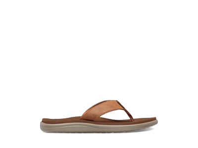 Teva W Voya Flip Leather - Damesandal