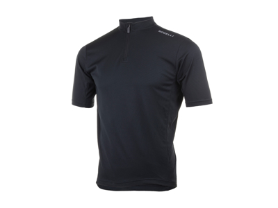Rogelli Basic - Cykeltrøje - Comfort Fit - Sort