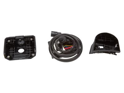 Shimano Steps - Batteriholder til BT-E8010 batteri - 600mm uden key unit