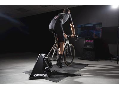 Oreka O5 - Hometrainer - Direct Drive - 25% stigning - 2000 watt - Zwift/Bkool