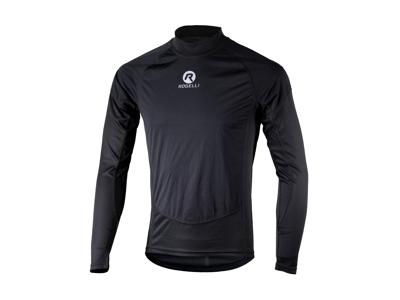 Rogelli No-Wind - Sweat Blouse - Long Sleeves - Black