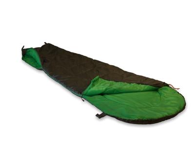 High Peak Easy Travel - Sovepose - Antrazit/grøn