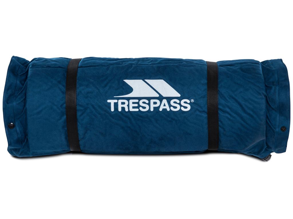 Image of   Trespass Serene - Luftmadress - Selvoppustelig - Blå