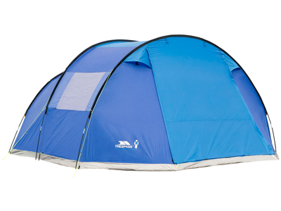 Trespass Torrisdale - 6 personers telt - Blå
