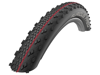 Schwalbe Furious Fred - X-Country Foldedæk - 29x2,00 (50-622) Sort