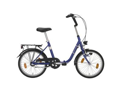"EXCELSIOR - Foldecykel m. 3 Gear - 20"" hjul"