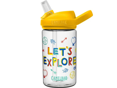 CamelBak Eddy+ Kids - Drikkeflaske - 0,4 liter - Lets Explore