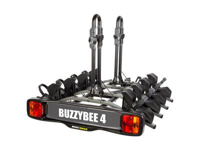 Buzzrack - BuzzBee - Cykelholder - 4 cykler