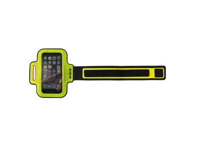 "WOWOW Smartphone Band 2.0 - Løbearmbånd - Til Smartphone max 4,7"" skærm"""