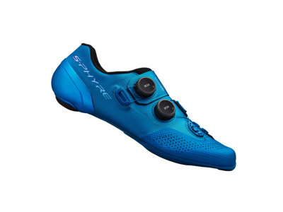 Shimano S-Phyre RC902 - Cykelsko Road - Bred model - Blå