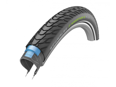 Schwalbe Marathon E-Plus - Wire dekk - 27,5x2,00 (50-584) E-50