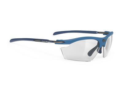 Rudy Project Rydon - Løbe- og cykelbrille - Fotokromiske Linser - Mat pacific blå stel