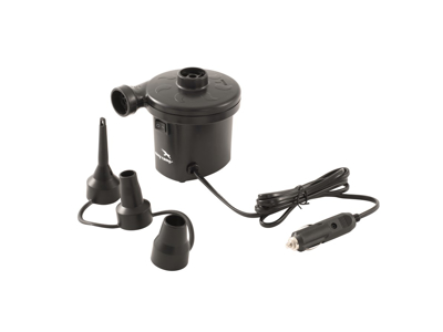 Easy Camp - El Nino - 12V Pumpe - Med 3 Pumpehoveder
