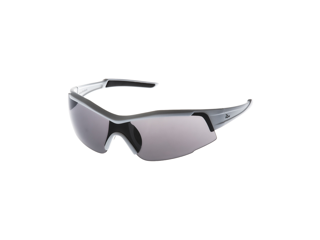 Image of   Rogelli Brantly - Cykelbrille - TR-90 - Smoke linse - Hvid