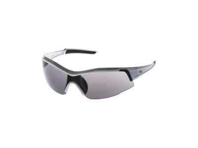 Rogelli Brantly - Cykelbrille - TR-90 - Smoke linse - Hvid