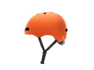 Nutcase - Street MIPS - Cykelhjelm med skaterlook - Hi Viz Solid