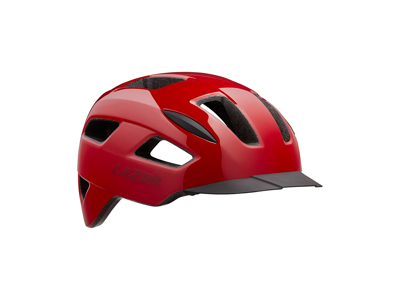 Lazer Lizard - Cykelhjelm Sport - Rød