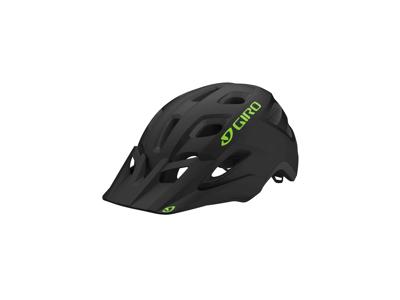 Giro Tremor Child  - Cykelhjelm barn - Str. 47-54 cm - Mat sort