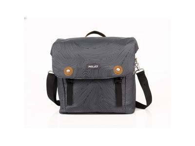 XLC - Lux Single - Taske til bagagebærer - Grå