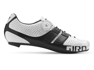 Giro Techlace - Cykelskor Väg - Vit / svart