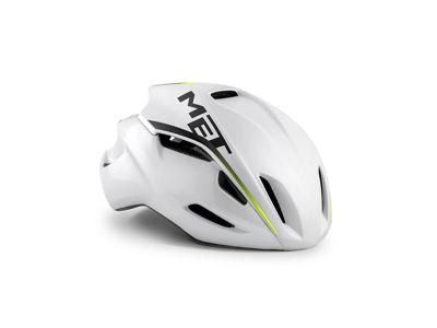 Met Manta - Cykelhjelm - Hvid