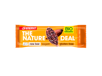 Enervit - The Nature Deal - Raw Bar - Cacao - 30g