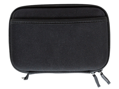 Trespass Travelstar - Hard case rejseetui - Sort