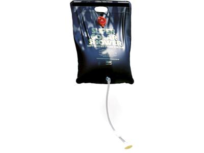 High Peak Solar shower - Soldrevet bruser - 20 liter