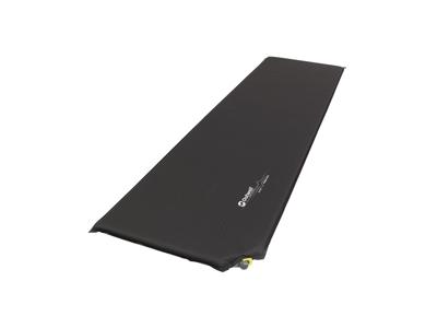 Outwell Sleepin Single 3.0 cm - Selvoppustelig madras - Sort