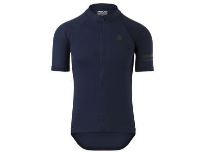 AGU - Core - Cykeltrøje med korte ærmer - Blå