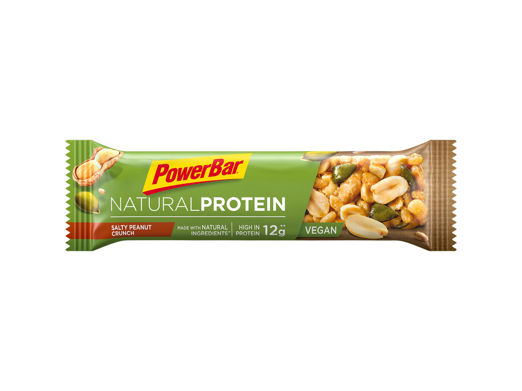 Powerbar Natural Protein - Salty Peanut Crunch 40 gram