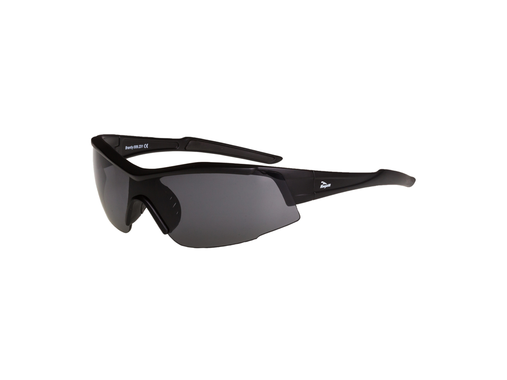 Image of   Rogelli Brantly - Cykelbrille - TR-90 - Smoke linse - Sort