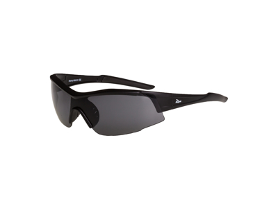 Rogelli Brantly - Cykelbrille - TR-90 - Smoke linse - Sort