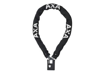 AXA Clinch+ 85/6 - Kædelås med hængelås - 85 cm - Sort