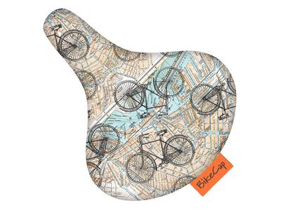 Bikecap - Vandtæt sadelovertræk - Universal - Bikes