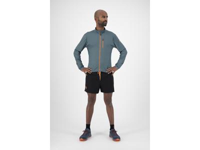 Rogelli Essence - Sports jakke - Dynaflex - Blå/Sort/Orange