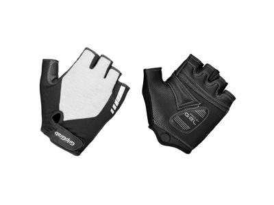 GripGrab Women's ProGel - Polstret kortfingret handske - Hvid