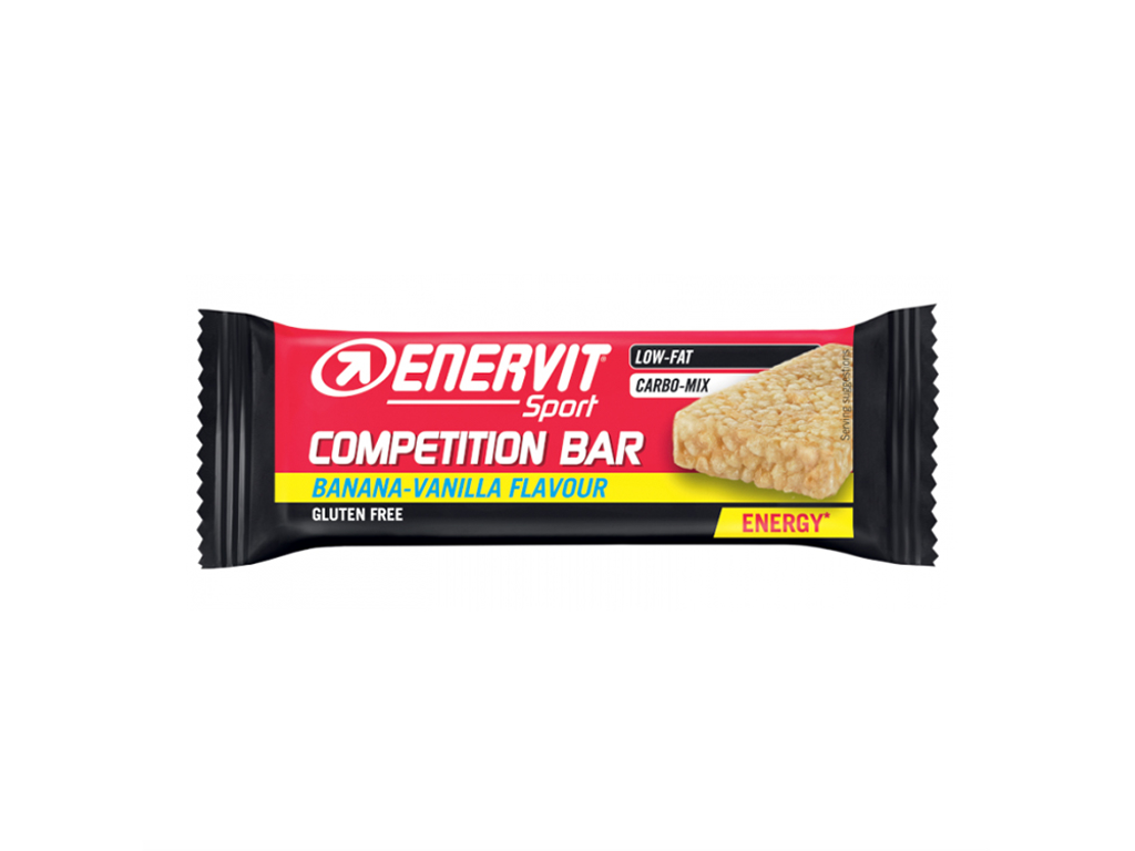 Enervit - Sport - Competition Bar - Banana/Vanilla - 30g