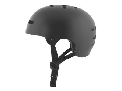 TSG Evolution - Cykel- og skaterhjelm - Satin sort