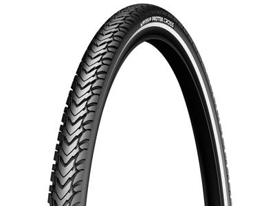 Michelin Protek Cross - Urban tråddæk - 700x35c (37-622) - Sort